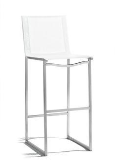 MANUTTI- LATONA TEXTILE BARSTOOL - BARSTOOLS - Chairs - Products