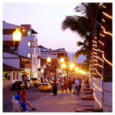 The Old Malecon Puerto Vallarta http://www.puertovallarta.net/what_to_do/index.php #jalisco #Mexico #PuertoVallarta #vallarta