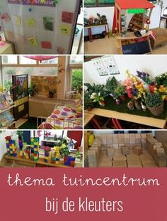 Nature Crafts, Fauna, Teaching, Games, Spring, Flowers, Plants, Stage, Collages