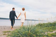 Swedish Wedding by the beach - Ditt Bröllop