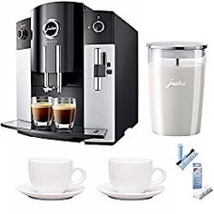 18 best jura coffee makers images on pinterest espresso coffee jura impressa c65 automatic coffee machine jura milk container decalcifying tablets and more fandeluxe Images