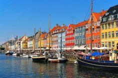 Lugares para viajar sozinho: 10 países incríveis!Copenhague, Dinamarca.