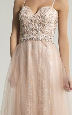 Special Events, Ball Gowns, Bodice, Beading, Palette, Blush, Romance, York, Elegant