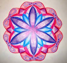 Image result for drawing of a mandala