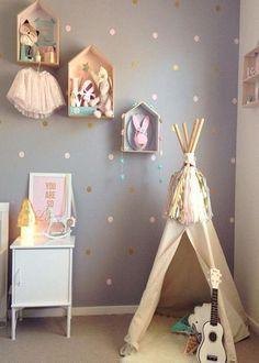 23 Baby Room Decor Ideas – little girl rooms Baby Bedroom, Nursery Room, Girls Bedroom, 6 Year Old Girl Bedroom, Bedroom Ideas, Childs Bedroom, Room Baby, Child Room, Daughters Room