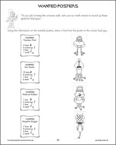 Coloring Pages And Other Activities Maths Pinterest Math Sheets