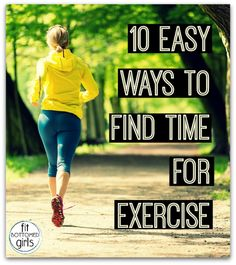 Don't have time to work out? No longer with these 10 tips to sneak it in!