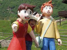 Heidi-Alm Kindererlebnispark Ronald Mcdonald, Fictional Characters, Bergen, Spaces, Travel, Vacation, Heavens, Viajes, Destinations