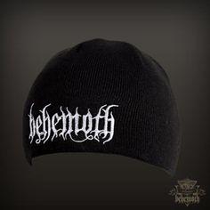 """Czapka zimowa """"Behemoth Logo"""""""