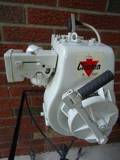 CLINTON minibike engine