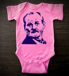 Truly Sanctuary Bill Murray Onesie