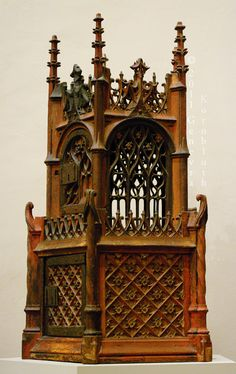 Gothic tabernacle