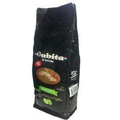 CUBITA Key Lime Flavored Ground Coffee Cuban Style 12oz Cafe Molido Sabor Lima #CUBITA