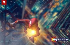 This  this is absolutely amazing Im in love with this photo - an amazing job done by the spectacular @steamkittens at @supanovaexpo  Photo & Edit by: @steamkittens Suit by: @therpcstudio Design by: @gun_head_design  #amazing #perfect #edit #photoshop #spiderman #amazingspiderman #spidey #spiderverse #marvel #comics #marvelcomics #cosplay #cosplayer #marvelcosplay #spidermancosplay #webhead #peterparker #superhero #pose #photography #photoshoot #australia #therpcstudio #comiccon #convention…
