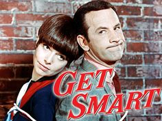 Get Smart is a sitcom that aired from 1965-1970 and featured the adventures of bungling secret agent Maxwell Smart Agent 86. He was usually partnered with Agent 99.  The two worked for CONTROL and their nemesis was Kaos.