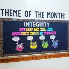 New month, new bulletin board theme: Empathy 😊 Anyone else do school wide PBIS themes? Square shaped 👀, 👂and ❤ from Pbis School, School Social Work, School Counselor, Virtual Counselor, Counselor Bulletin Boards, Bulletin Board Display, Classroom Bulletin Boards, School Displays, School Display Boards