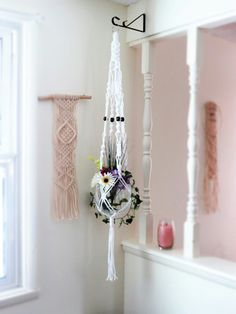 Macrame plant hangers, macrame plant hanger, white plant holder, plant holders, pot holder, pot hanger, beaded plant hangers, large macrame plant holder, hanging planter, hanging planters, hippie, bohemian, beautiful, cute, long, mothers day gifts, holiday gifts,