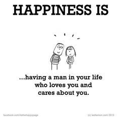 caring man