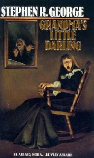 Too Much Horror Fiction: Stephen R. George: The Paperback Covers