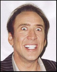 Awesome, but it could use a little more Nicolas Cage - Comment #76 added by demonfish at wrapping paper