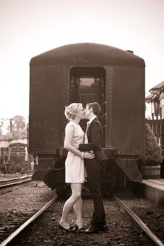 Art lesbian butch femme wedding photography - retro black & white perfection our-little-elopement