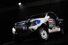 Ford en el Dakar 2014
