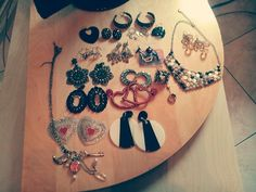 This is my collection of #RossellaCarrara