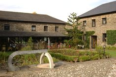 Blairscove Accommodation Styling A Buffet, Cork Ireland, Blue Books, Fire, Patio, Building, Outdoor Decor, House, Beautiful