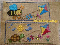Χειροτεχνήματα: Κατασκευές με λινάτσα (Burlap crafts )