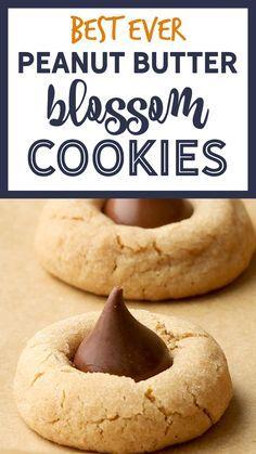 Chewy Peanut Butter Cookies, Sugar Cookies Recipe, Yummy Cookies, Freezable Cookies, Soft Sugar Cookies, Peanut Better Cookies, Peanut Butter Cookie Recipes, Simple Sugar Cookie Recipe, Finger Food