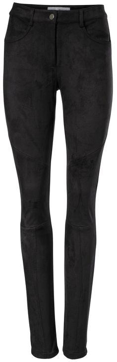 c9b0297fbb13 AboutYou SALE   Heine Damen Bodyform-Lederimitathose mit Bauch-weg-Funktion  schwarz   08935258791481