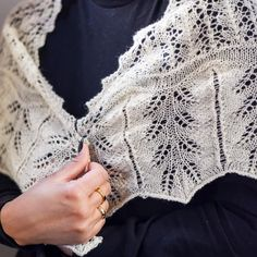 It's always a good day when we get a spankin' new sample in the shop 😄 This fuzzy fabric will be on full display in tomorrow's weekly newsletter! Weekly Newsletter, Lace Knitting Patterns, Shawl, Display, Fabric, Shopping, Tops, Women, Fashion
