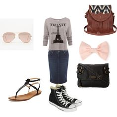 """#apostolic fashion"" by genevieve-locascio on Polyvore"