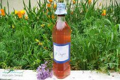 Így készül az orgonaszörp Wine, Bottle, Drinks, Flask, Drink, Beverage, Drinking