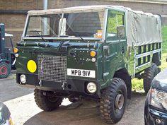 327 Land Rover 101 Forward Control (1980)