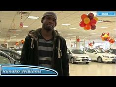 Meet Runako! He lsot his car due to Hurricane Sandy. Hear what he has to say about his car-shopping experience at Plaza Honda.