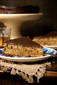 Doscucharadas» Dos cucharadas » Torta de canela