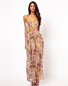 #asos                     #love                     #Love #Cami #Maxi #Dress #Flower #Print             Oh My Love Cami Maxi Dress in Flower Print                                    http://www.seapai.com/product.aspx?PID=1350544