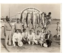 Main Line Sportsman: Vintage Deep Sea Fishing