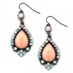 Gemstone Earrings $4.99