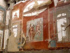Pintura Mural, Herculano