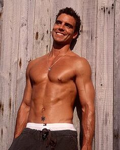 """Colin Egglesfield, the """"Tom Cruise"""" of our generation, is the hunk of the day . Colin Egglesfield (born February is an American a. Colin Egglesfield, Gorgeous Men, Beautiful People, Pretty People, Le Male, Something Borrowed, Hommes Sexy, Raining Men, Thats The Way"""