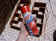 Easy Surface Prep Really good to know about. Have never heard of it. Furniture Projects, Diy Projects, Painting Furniture, Kim House, Painting Tips, Spray Painting, Bookcase Makeover, Painting Laminate, Smart Girls