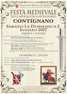 Italia Medievale: Festa Medievale del Castello di Contignano (SI)