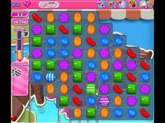How to beat Candy Crush Saga Level 130 - 1 Stars - No Boosters - 58,540pts