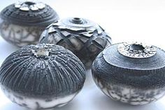 Patricia Shone - Hand Made and Raku Fired Ceramics