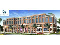 New Commercial Retail Shops Galaxy Diamond Plaza in Greater Noida West