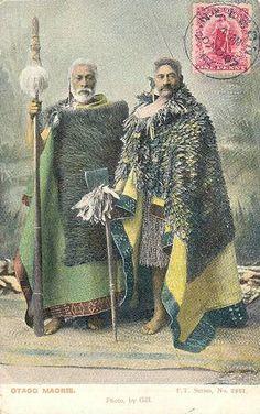 Maori chiefs