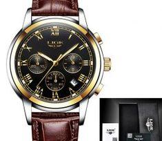 0573870a62d GOLD LIGE MENS WATCHES 9 MODELS. Relógio À Prova D águaRelógios ...