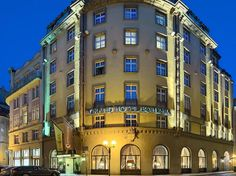 Prague Grand Hotel Bohemia Czech Republic, Europe The 5-star Grand Hotel Bohemia offers comfort and convenience whether you're on business or holiday in Prague. The hotel offers a high standard of service and amenities to suit the individual needs of all travelers. Free Wi-Fi in all rooms, 24-hour front desk, 24-hour room service, facilities for disabled guests, luggage storage are on the list of things guests can enjoy. Television LCD/plasma screen, internet access – wireless...